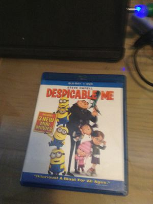 Steve Carell despicable me for Sale in Hialeah, FL