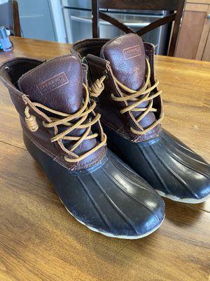 Sperry Rain Boots for Sale in Virginia Beach, VA