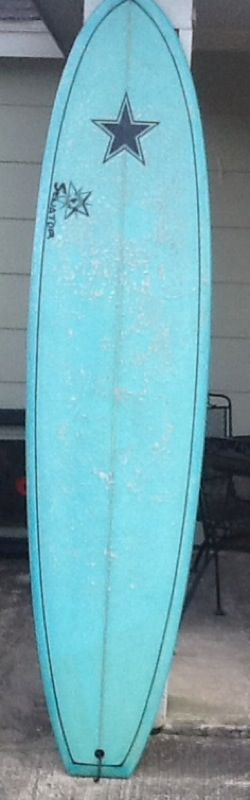 Perfect Condition 7'8 Custom Surfboard for Sale in Pasadena, TX