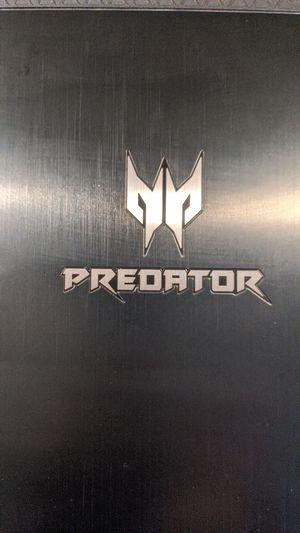 Acer Predator Helios 300 - GTX1060 - 16GB RAM - 256GB SSD - i7 for Sale in Osceola, IN