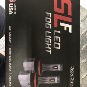 2014-2019 GMC Sierra Led Fog Lights for Sale in Friendswood, TX