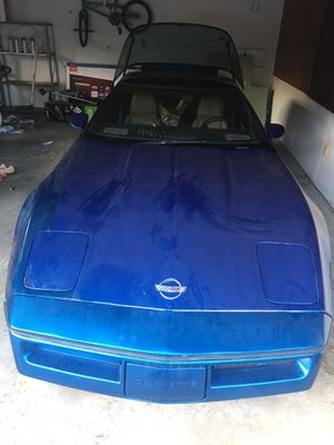 87 Chevy corvette for Sale in Chicago Heights, IL