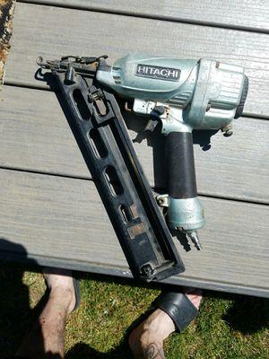 Hitachi nail gun for Sale in Portland, OR