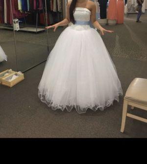 "Size 4 David's Bridal ""Cinderella"" Wedding Dress for Sale in Charlotte, NC"