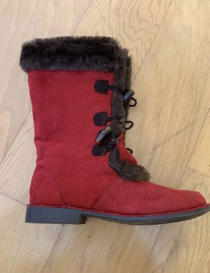 Girls boots size 2 for Sale in Redwood City, CA