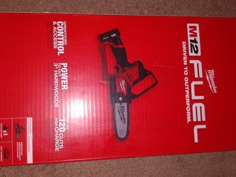 "M12 Pruning Saw Kit 6"" for Sale in Greensburg,  PA"