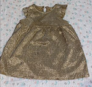 Sparkly gold dress for Sale in Anchorage, AK