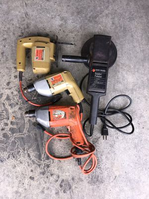 Power Tools for Sale in Puyallup, WA