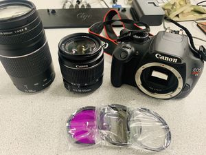 Canon EOS Rebel T5 for Sale in Chicago, IL