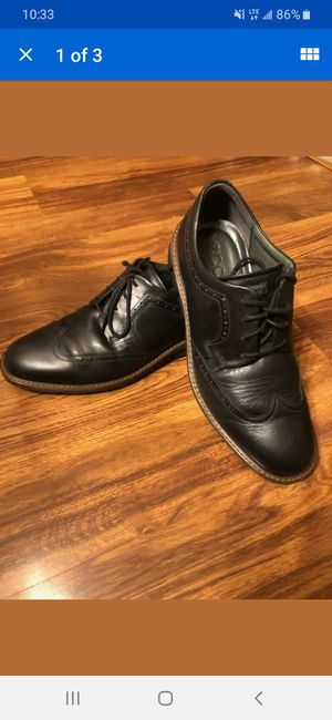Ecco wing tip shoes for Sale in Medford, OR