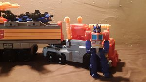 Transformers g1 action masters optimus prime for Sale in Newton, KS