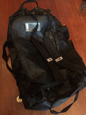 GIANT NORTHFACE DUFFLE BAG for Sale in San Francisco, CA