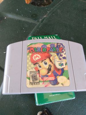 N64 Mario party 1 and 2 for Sale in Valrico, FL