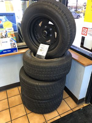 1970 Camaro Tires and Rims for Sale in Oro Valley, AZ