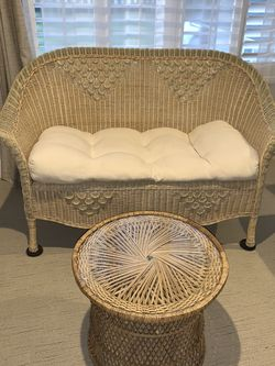 Beautiful Rattan Furniture for Sale in Snoqualmie Pass,  WA