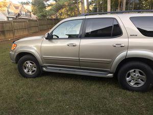 2004 Toyota Sequoia runs like a dream 231,000 miles for Sale in Powder Springs, GA