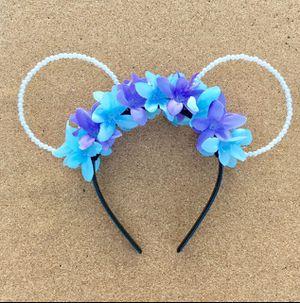Little Mermaid Wire Mickey Ears for Sale in Azusa, CA