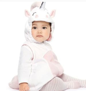 Carter's 12 month unicorn Halloween outfit for Sale in Broken Arrow, OK