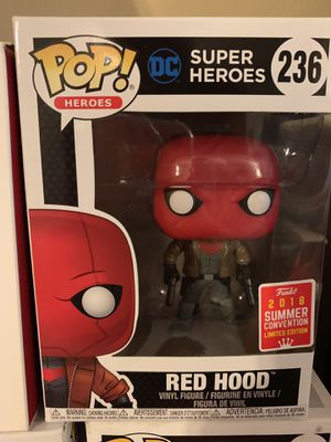 Pop! Heroes Red Hood for Sale in Peoria, IL