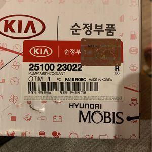 Hyundai Kia Water Pump OEM for Sale in Port Ludlow, WA