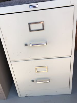 2 draw file cabinet for Sale in Placitas, NM