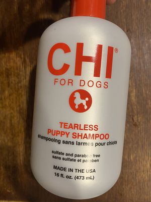 Chi tearless puppy shampoo brand new for Sale in Austin, TX