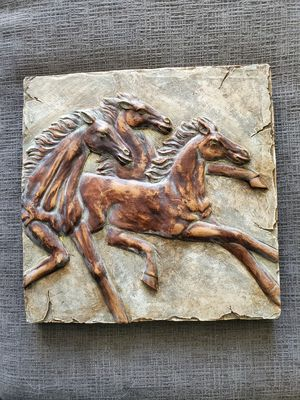 Horse wall Plaque for Sale in Silver Spring, MD