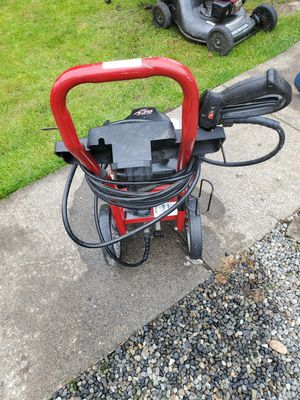 Craftsman Pressure Washer for Sale in Tacoma, WA
