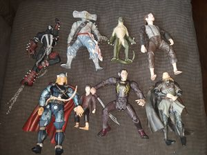 Action figures $25 for Sale in Tacoma, WA