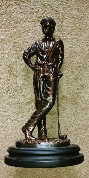 Golfer Ceramic Figure for Sale in Richmond, VA