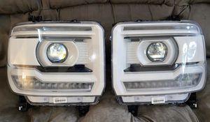 GMC Sierra Headlights for Sale in Los Angeles, CA
