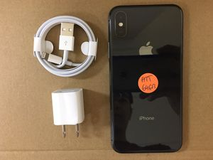 iphone X 64gb AT&T Cricket, iPhone x for Sale in Dallas, TX