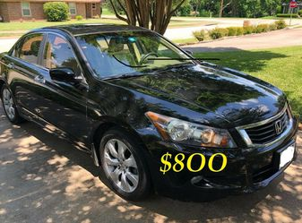 ✅🟢💲8OO URGENTLY Selling By Owner 2OO9 💚 Honda Accord Sedan EX-L Runs and drives great.Clean title! Mechanically perfect! very strong V6.🟢✅ for Sale in Denver,  CO