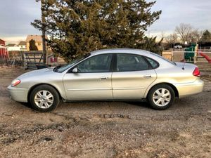 07 Ford Taurus runs good $1500 for Sale in Denver, CO