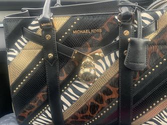 Mk Leather Bag for Sale in West Newton,  PA