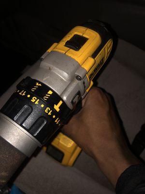 Dewalt 20V max XR hammer drill for Sale in Fresno, CA