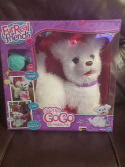 FurReal friends Get Up & GoGo My Walkin' Pup Pet for Sale in Winton,  CA