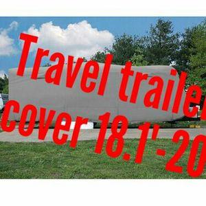 Travel trailer RV cover for Sale in Tacoma, WA