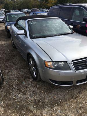 Audi A4 convertible for Sale in Alexandria, VA