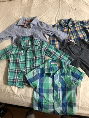 5 pieces of baby clothes for Sale in Warren, MI