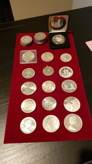Silver Coins for Sale in Webster, TX