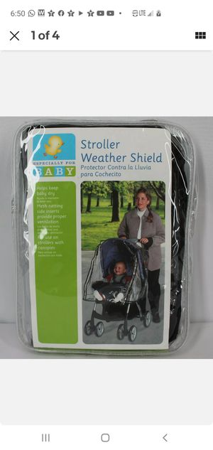 Stroller Weather Shield for Sale in Orlando, FL