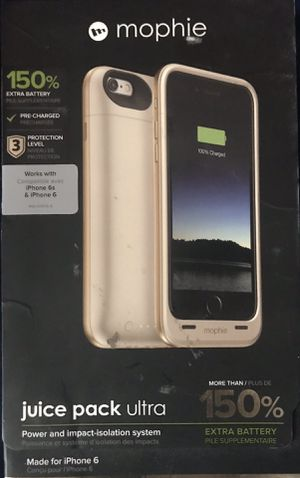 New iPhone 6 battery pack for Sale in Los Angeles, CA