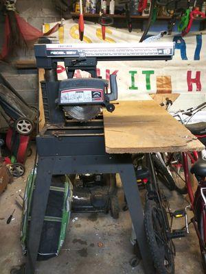 Craftsman redial saw for Sale in Norfolk, VA
