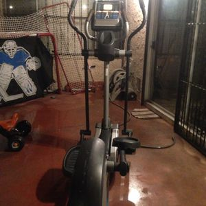 NordicTrack Commercial 1300 Power Ramp Elliptical Works Great Has Power Cord Moving Need Gone ASAP $100 for Sale in Hawthorne, CA