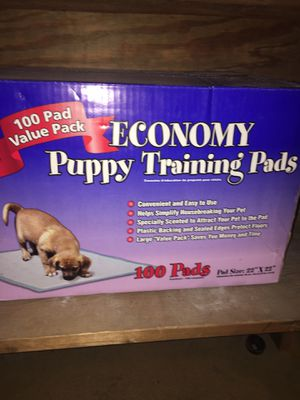 PUPPY TRAINING PADS!!! for Sale in Hoquiam, WA
