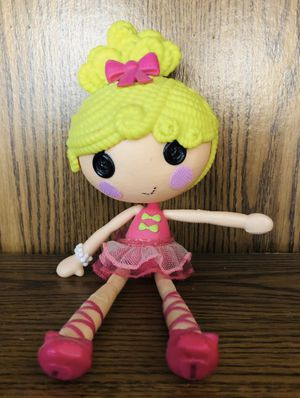 """Lalaloopsy Workshop Twin Pack Mix& Match BALLERINA 9"""" Doll for Sale in Las Vegas, NV"""