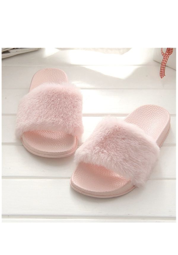 Fuzzy Women/Girl sandals