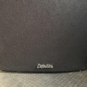 Definintive Surround sound for Sale in Chula Vista, CA