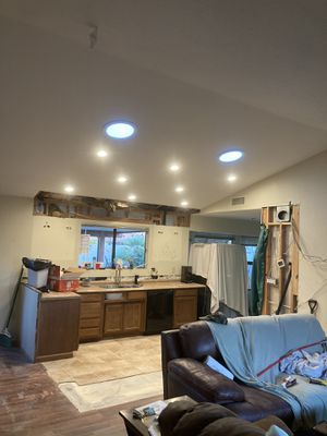 Kitchen cabinets and if you are reading this it is available for Sale in Sun City West, AZ